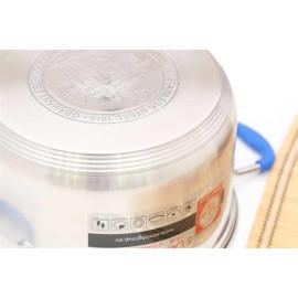 Bộ 3 nồi Inox 304 cao cấp 5 đáy Elmich Smartcook 2355961 KM dùng bếp từ