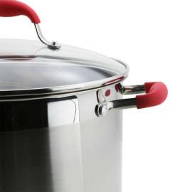 Nồi luộc gà inox 304 Elmich 30cm EL-3141 dùng bếp từ
