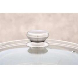 Bộ nồi xửng hấp Inox 3 đáy Fivestar đừng kính 26cm nắp kính dùng bếp từ chính hãng, bảo hành 5 năm