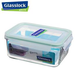 Hộp thủy tinh hình chữ nhật Glasslock 1100ml
