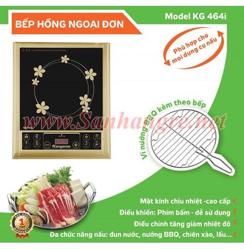 Bếp hồng ngoại Kangaroo KG464i