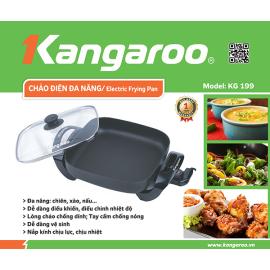 Chảo điện đa năng Kangaroo KG199
