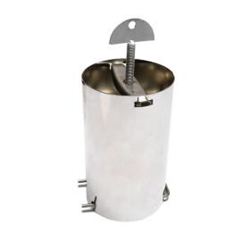 Khuôn làm giò xào Inox loại 1kg - Hàng Việt Nam Chất Lượng Tiêu Chuẩn