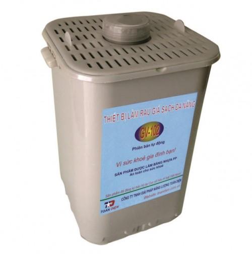 Thiết bị làm rau giá sạch tự động đa năng GV - 102