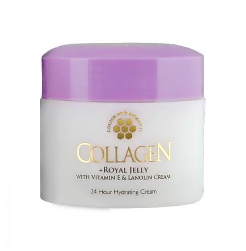 Kem collagen kết hợp sữa ong chúa và mỡ cừu 100g