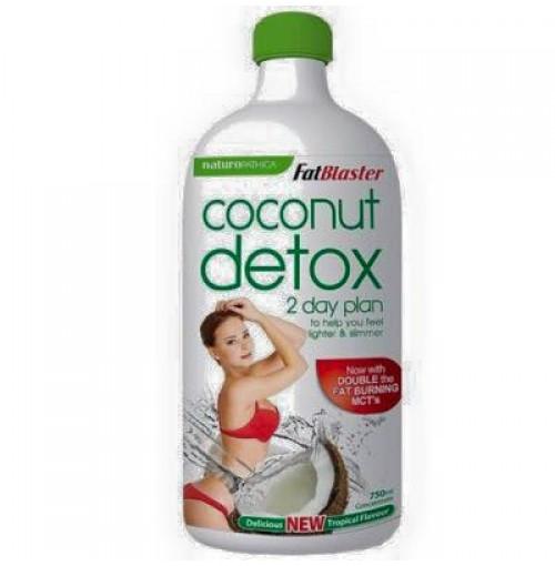 Giảm cân 2 ngày với Coconut Detox 750ml