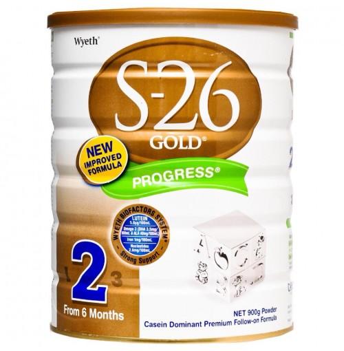 Sữa S26 gold số 2 hàng xách tay từ Úc