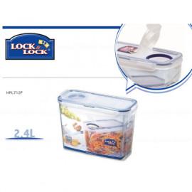 Hộp Nhựa Bảo Quản Thực Phẩm 2,4L Lock&Lock Classic HPL712F