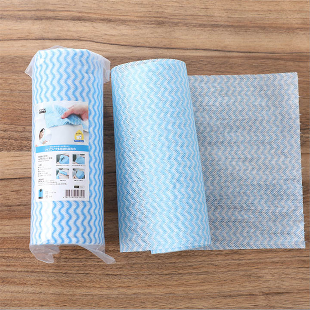 Cuộn Khăn Lau Đa Năng Dùng 1 Lần Komeki Japan KMJ-4060