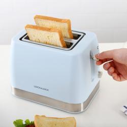Máy nướng bánh mì 6 cấp độ Lock&Lock EJB221BLU 730W