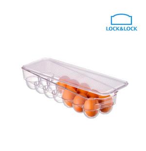 Khay đựng trứng 14 ngăn để tủ lạnh có nắp Lock&Lock INP626