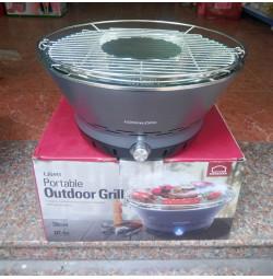 Bếp nướng than Lock&lock Portable Outdoor Grill EJG441 38w 6V