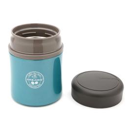 Bình giữ nhiệt nấu cháo Lock&lock HOT&COOL LHC8003B 450ml màu xanh