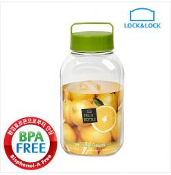Bình ngâm nước hoa quả Lock&Lock Fruit bottle HPP454G 5.4L - Xanh Lá