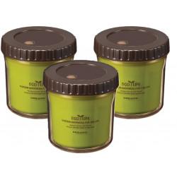 Bộ 3 hộp nhựa giữ nhiệt Ecolife Lock&lock HPL745 450ml