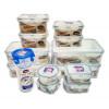 Bộ 13 hộp bảo quản thực phẩm Lock&Lock 13EA - HPT824C13