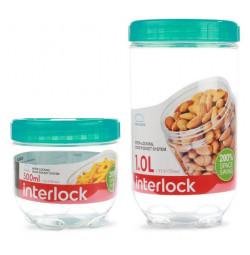 Bộ 2 hộp bảo quản Interlock INL301S1