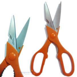 Kéo cắt thực phẩm và kép càng cua Lock&lock F00098