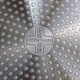 Nồi nhôm đáy từ E-Cook Deco Lock&Lock LED2222Y-IH 22cm (Vàng)