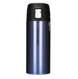 Bình giữ nhiệt Feather Light Tumbler Lock&lock 400ml LHC3219SPG màu xanh sapphire