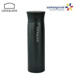 Bình giữ nhiệt Inox Lock&Lock Line Tumbler 400ml LHC4119 - Black