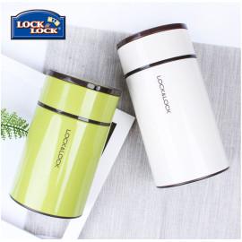 Bình giữ nhiệt Inox 304 đựng thức ăn Food Jar Lock&Lock LHC8022 750ml trắng