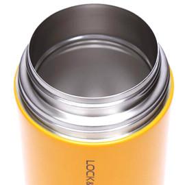 Bình giữ nhiệt Inox 304 đựng thức ăn Food Jar Lock&Lock LHC8023 1L màu cam
