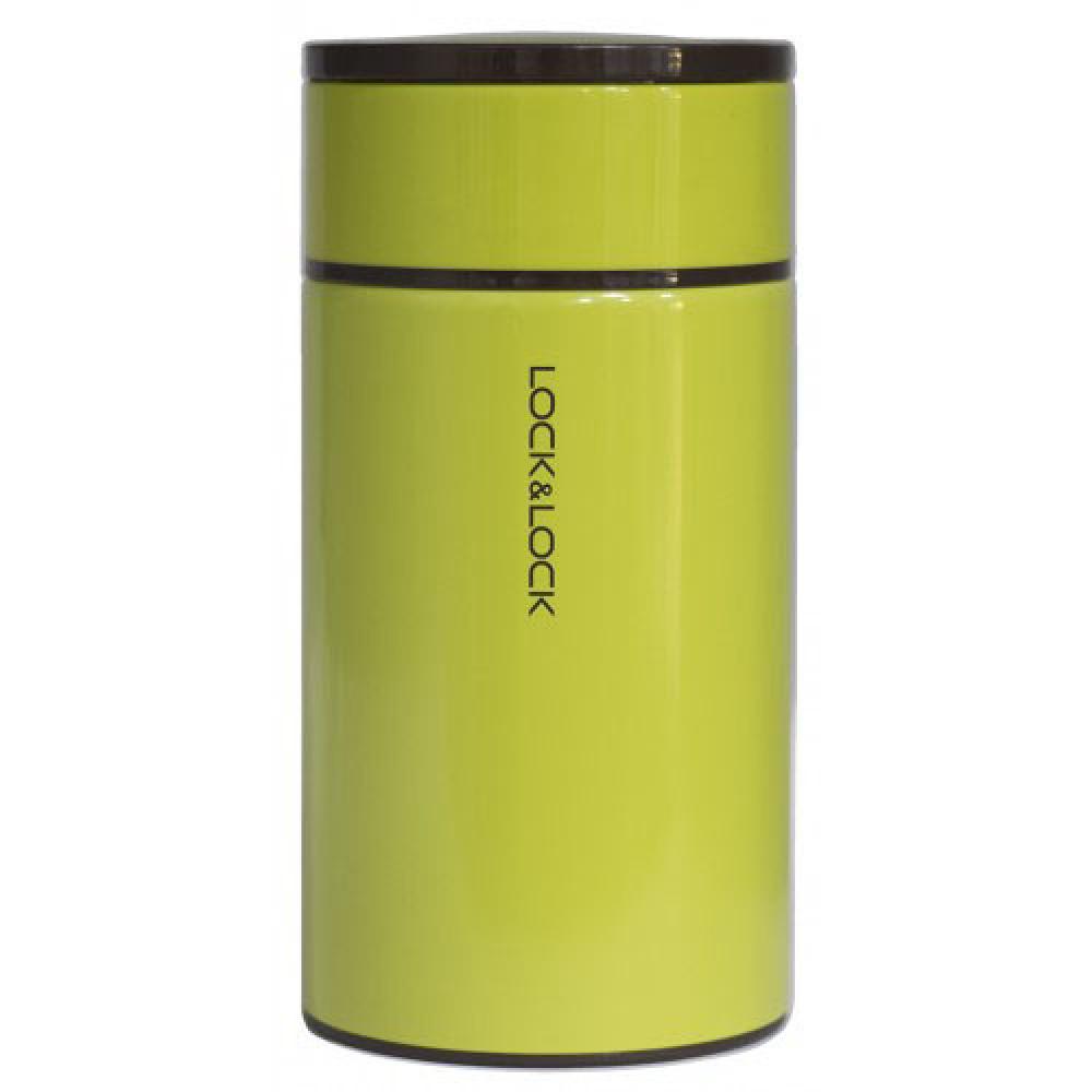 Bình giữ nhiệt Inox 304 đựng thức ăn Food Jar Lock&Lock LHC8023 1L xanh lá
