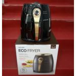 Nồi chiên không dầu Lock&Lock Eco Fryer EJF137FU dung tích 3L công suất 1400W - Hàng chính hãng, bảo hành 12 tháng