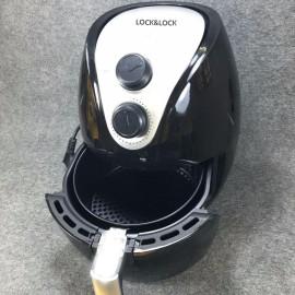 Nồi chiên không dầu LG Lock&Lock Eco Fryer EJF446 3.5L 1500W, hàng chính hãng bảo hành 12 tháng