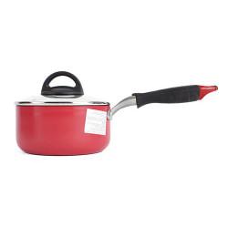Nồi quánh E-Cook Deco Lock&Lock 16cm LED2161R-IH dùng bếp từ (Đỏ)