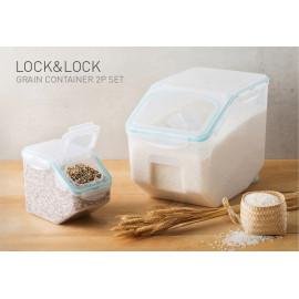 Hộp bảo quản gạo, ngũ cốc 2.5L Lock&Lock HPL701