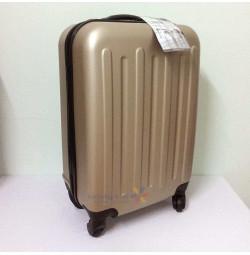 Vali du lịch xách tay có khóa số Lock&Lock Samsung Travel Zone LTZ615GDSS 20inch - Gold
