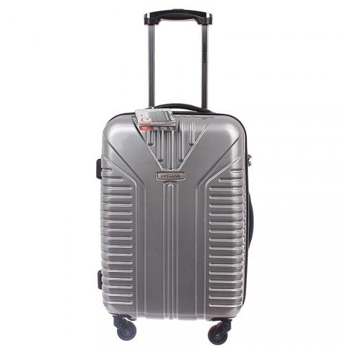 Vali du lịch Lock&Lock Travel Zone 20 inch - Màu bạc