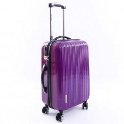 Vali kéo có khóa số du lịch Lock&Lock Travel Zone LTZ994DPTSA 20 inch - Màu hồng tím