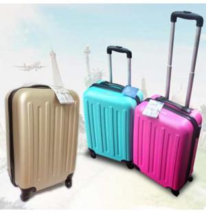 Vali kéo có khóa số du lịch xách tay Lock&Lock Samsung Travel Zone LTZ615 20 inch