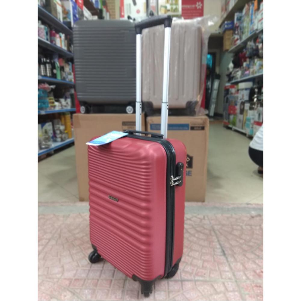 Vali du lịch xách tay có khóa số Lock&Lock Samsung Travel Zone LTZ616RED 20inch - RED