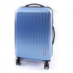 Vali kéo có khóa số du lịch Lock&Lock Travel Zone LTZ994LBTSA 20inch - Màu xanh