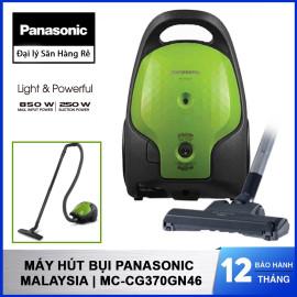 Máy hút bụi Panasonic MC-CG370GN46 công suất 850W sản xuất Malaysia bảo hành 12 tháng chính hãng