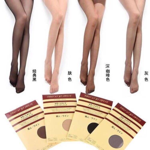 Bộ 4 quần tất siêu mỏng Muji xuất nhật