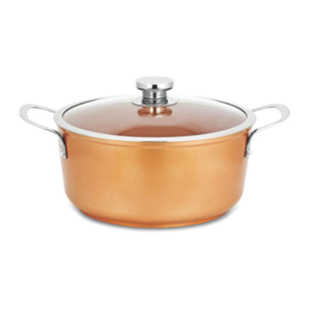 Nồi 26cm phủ sứ cao cấp Full Induction Elmich Royal Premium EL-1181 dùng bếp từ