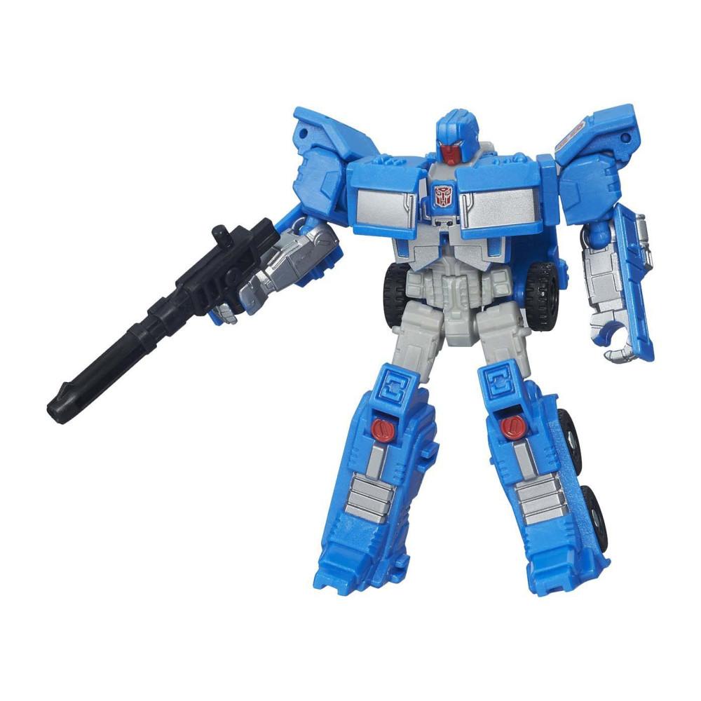 Đồ chơi Robot Transformers biến hình ô tô Autobot Pipes - Combiner Wars (No Box)