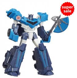 Robot Transformers biến hình xe tải Strike Optimus Prime - Robots in Disguise