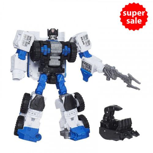 Robot Transformers biến hình xe tăng Protectobot Rook - Combiner Wars