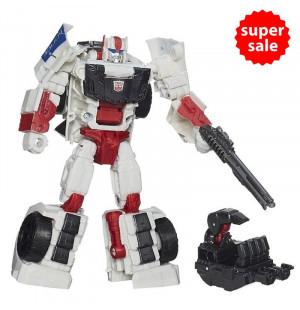Robot Transformers biến hình xe cảnh sát Protectobot Streetwise - Combiner Wars