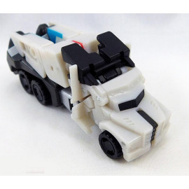 Bộ đôi Robot Transformers biến hình Optimus Prime vs Megatronus - Robots in Disguise