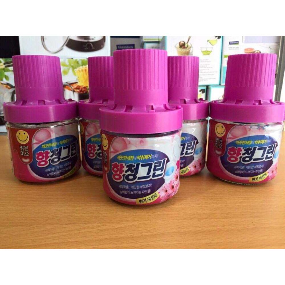 Chai tẩy khử mùi Hàn Quốc