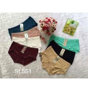 Bộ 12 quần lót nữ cotton Thái lan SH551