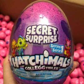 Trứng khổng lồ Hatchimals Secret Surprise - Đồ Chơi Spin Master Năm 2019