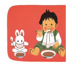 Cùng Lau Cho Sạch Nào - truyện tranh Ehon Nhật Bản